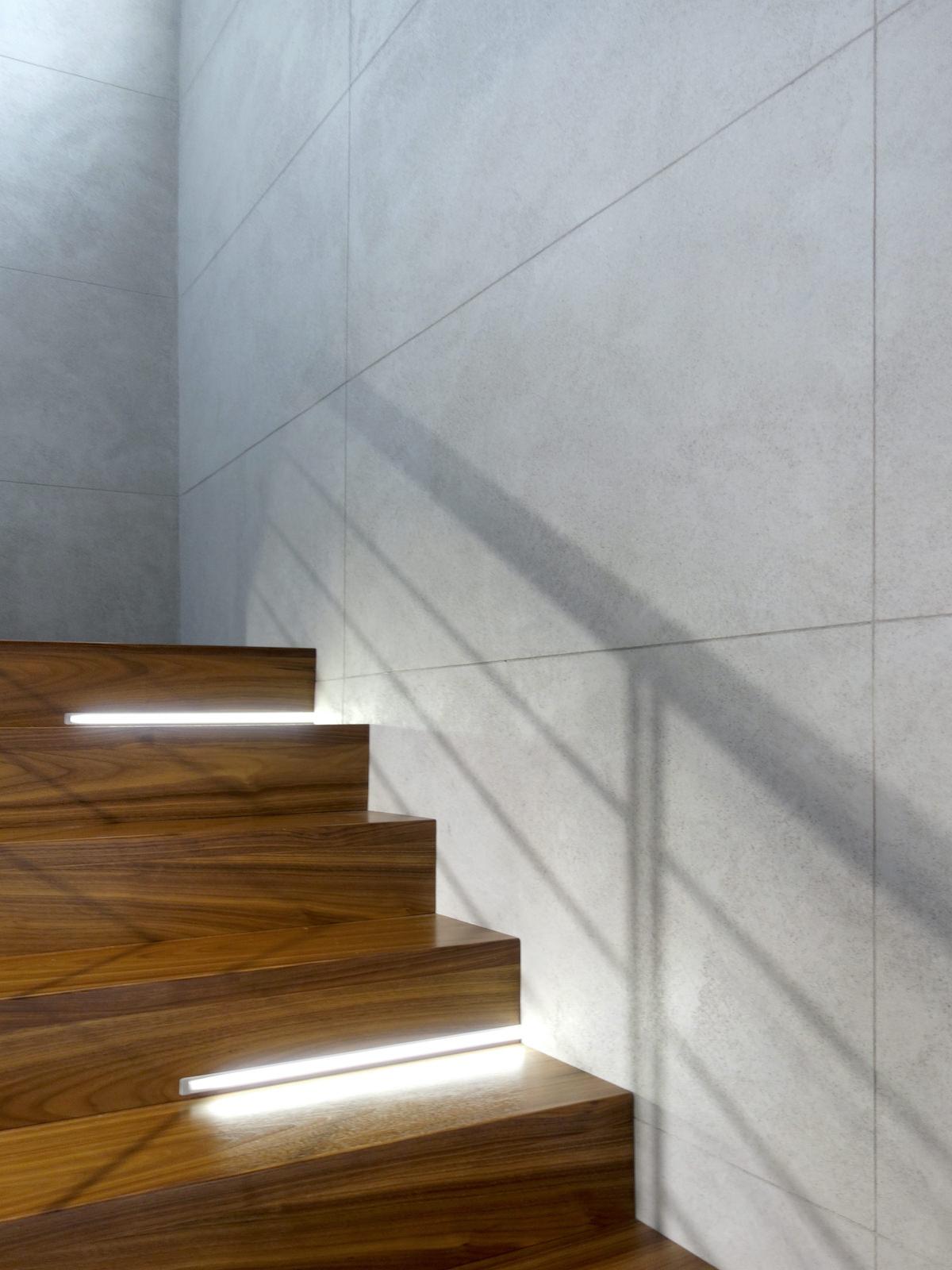 3 projektant wnetrz R056 dom dabrowa gornicza schody podswietlenie led schody dywanowe